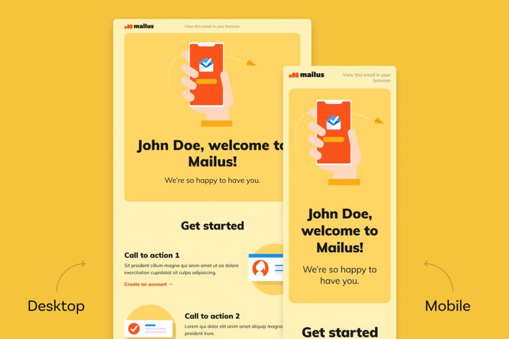 Best Figma Email Template Choices- Free & Paid